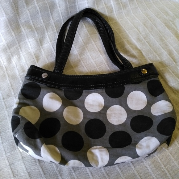 thirty-one Handbags - thirty-one Polka Dot Tote